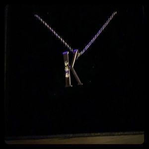 Jewelry - Letter K necklace